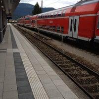 Bahnhof Garmisch-Partenkirchen