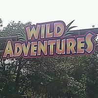 8/11/2012 tarihinde Ryan V.ziyaretçi tarafından Wild Adventures Theme Park'de çekilen fotoğraf