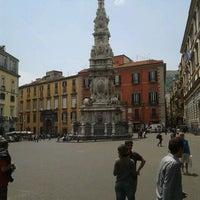 Foto scattata a Piazza del Gesù Nuovo da Vincenzo R. il 5/26/2012