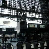 Photo prise au Gare de Kyoto par shimmy le2/22/2012