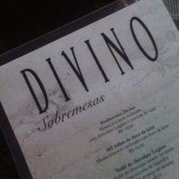 Foto tirada no(a) Restaurante Divino por Jacson B. em 3/30/2012