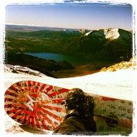 Foto tomada en Base Cerro Catedral por Henrique I. el 7/27/2012