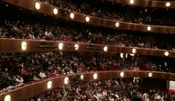 David H Koch Theater At Lincoln Center