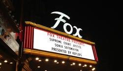 Fox Theatre in Redwood City