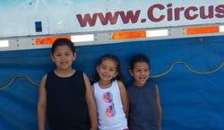 Circus Vargas at Orange County Great Park