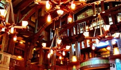 Disney's Grand Californian Hotel, Sorrell Room