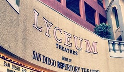 The Lyceum Stage