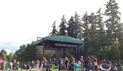 Under the Big Top at King County's Marymoor Park
