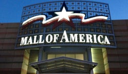 Grand Chapiteau at Mall of America