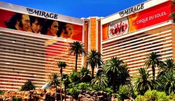 The Mirage Las Vegas - Beatles LOVE Theater
