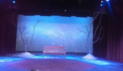Apolliad Theatre at San Diego Mesa College