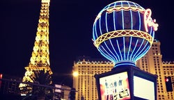 Anthony Cools Showroom at Paris Las Vegas