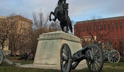 Andrew Jackson Memorial