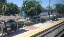 Covina Metrolink Station