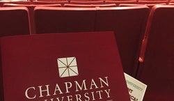 Chapman Auditorium, Memorial Hall