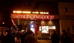 Peter Norton Symphony Space