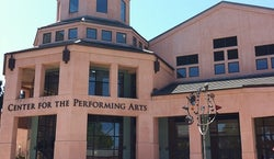 Mountain View Center for the Performing Arts - Main Stage