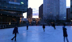 Kendall Square Community Ice Skating Rink