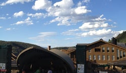 Deer Valley Snow Park Outdoor Amphitheater
