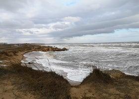 Пляж «На перемычке»
