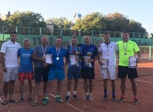 Теннисные Корты «Солнечный Берег»