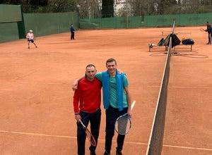 Теннисные корты Ренессанс