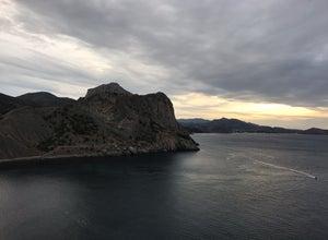 Море, солнце, горы))))