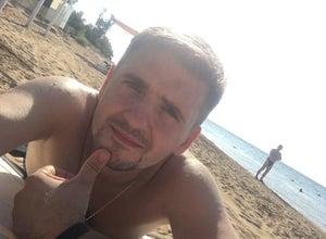 Пляж Маяк