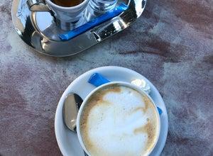 кофейня Алые Паруса