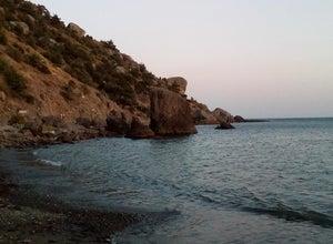 Пляж Поселка Веселое