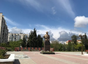 Сквер имени маршала Соколова