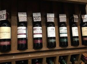 Магазин марочных вин Инкерман наб. Балаклавы