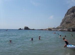 Пляж Soldaya