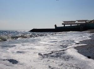 Пляж им. Дубинина