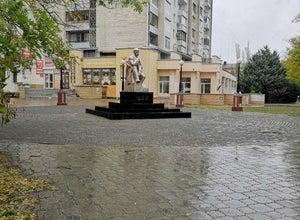 Сквер им. Т.Г.шевченко