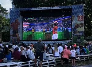 Фан-зона ЧМ по футболу 2018