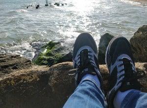 Пляж на «Институте»