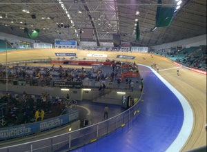 National Cycling Centre - Track