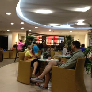 Mobay VIP lounge Montego Bay Airport