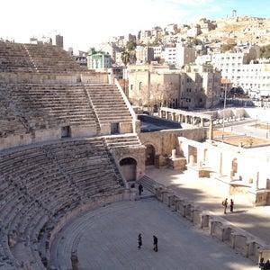 Roman Theater (ا�?�?درج ا�?ر�?�?ا�?�?)