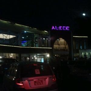 Alice Restaurant.