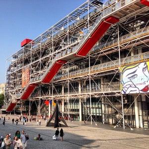 Centre Pompidou �?? Musée National dArt Moderne