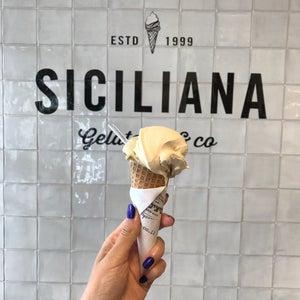 Gelateria Siciliana (�?�?�?�?ר�?�? ס�?צ�?�?�?אנ�?ת)