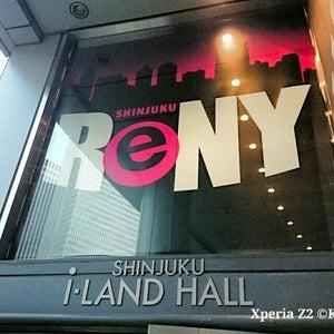 Shinjuku ReNY (�?�宿ReNY)