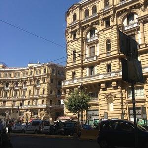 Piazza Nicola Amore (Piazza Quattro Palazzi)