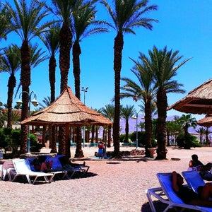 Herods Hotel Beach
