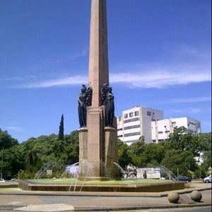 Obelisco a los Constituyentes de 1830