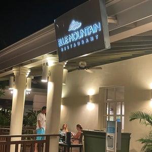 Blue Mountain Restaurant