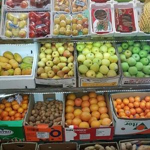 Madinat Zayed Vegetables, Meat & Fish Market