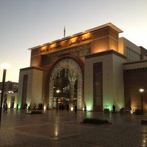 Marrakesh Railway Station (Gare de Marrakech)